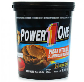 Pasta de Amendoim Tradicional Power One - 1kg