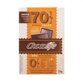 Chocolife 70% Cacau 25g