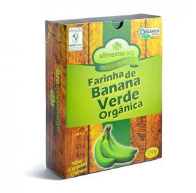 Farinha de Banana Verde Integral Orgânica
