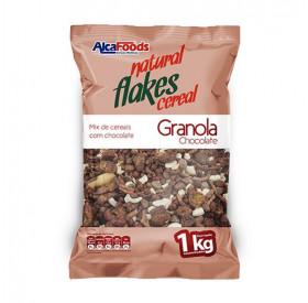 Granola Chocolate Alcafoods