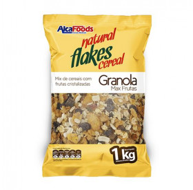 Granola Frutas Alcafoods