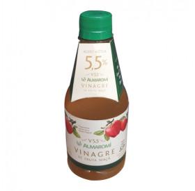Vinagre de Fruta Maçã 5,5% 400 ml