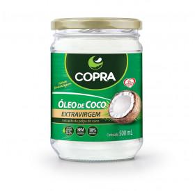 Óleo de Coco Extra-virgem COPRA 500 ml
