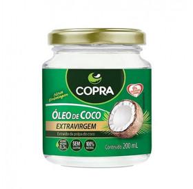Óleo de Coco Extra Virgem COPRA - 200 ml