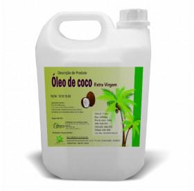 Óleo de Coco Extra-Virgem 5 Litros - KG FARMS
