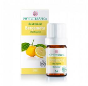 Óleo Essencial De Bergamota (Citrus Bergamia) 5ml - Phytoterápica