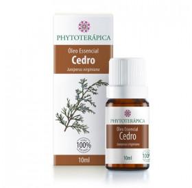 Óleo Essencial De Cedro (Juniperus Virginiana) 10ml – Phytoterápica