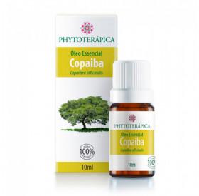 Óleo Essencial De Copaíba Destilada (Copaifera Officinalis) 10ml - Phytoterápica