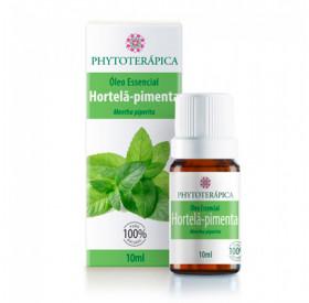 Óleo Essencial De Hortelã Pimenta (Mentha Piperita) 10ml - Phytoterápica