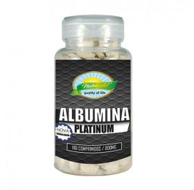 Albumina Platinum 180 Comprimidos De 800mg Nutrigold