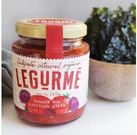 Antepasto de Tomate com Azeitona Preta 210g