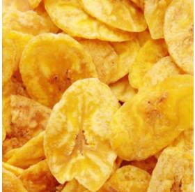 Banana Da Terra Chips Peruana Tradicional