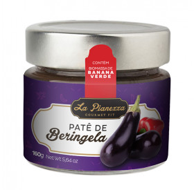 Pasta (Patê) de Berinjela La Pianezza 160g