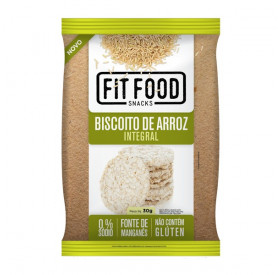 Biscoito De Arroz Natural 30g
