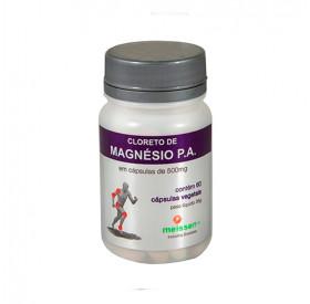 Cloreto De Magnésio 60 Cap 500mg