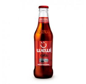 Refrigerante Orgânico Cola 255ml - Wewi