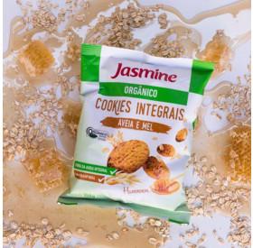 Cookies Integral de Aveia com Mel Jasmine Orgânico 150gr