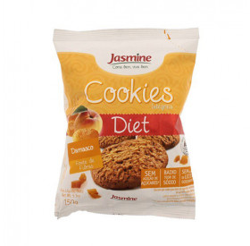 Cookies de Damasco com Gotas de Chocolate Diet 150g