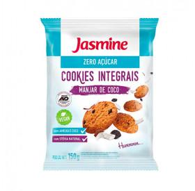Cookies Integral de Manjar de Coco Zero - Jasmine 150g