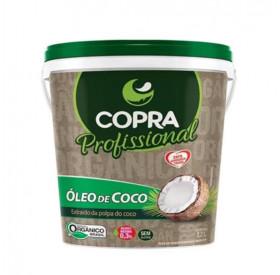 Óleo de Coco Orgânico COPRA 3,2 Litros