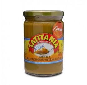 Doce de Leite Diet (Sem Açúcar) 190gr Tatitânia