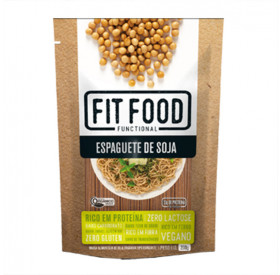 Espaguete de Soja Fit Food 200 g