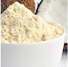 Farinha de coco branca