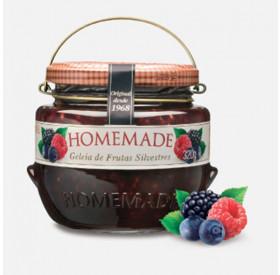 Geleia De Frutas Silvestres Homemade 320g