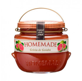 Geleia De Goiaba Homemade 320g – HOMEMADE