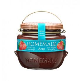 Geleia De Morango Zero Homemade 250g – HOMEMADE