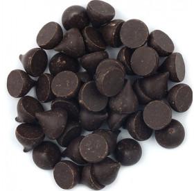 Gotas de chocolate 85% cacau