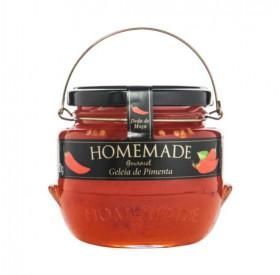 Geleia de Pimenta Gourmet 320g Homemade