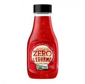Ketchup Zero 270g - Legurmê