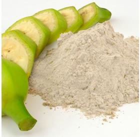Leite de Biomassa de Banana Verde em Pó