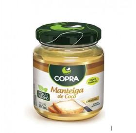 Manteiga de Coco Cremosa 200ml