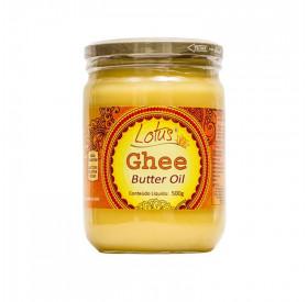 Manteiga Ghee (ghí) Douradinha - Clarificada - 500gr (500ml)
