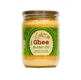 Manteiga Ghee Orgânica (ghí) - Clarificada - 500gr (500ml)