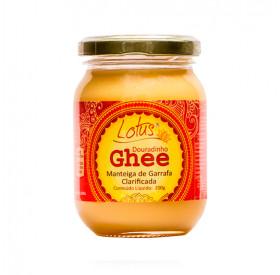 Manteiga Ghee Tradicional - Lotus 200g