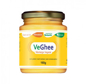 Manteiga Ghee (veghee) - Vegana - 160gr - Natural Science