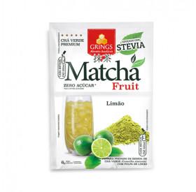 Matcha Fruit Sabor Limão 6g