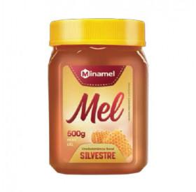 Mel Silvestre Pote 500g - MINAMEL