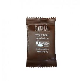 Chokolah 70% Cacau Zero Lactose