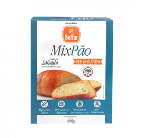 Mix pão mistura Sem Glúten 400g - Belfar