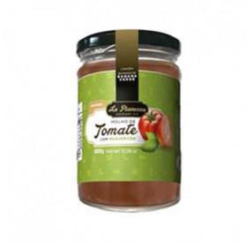 Molho de Tomate e Manjericão com Biomassa de Banana Verde La Pianezza 300g