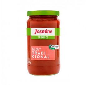 Molho De Tomate Orgânico Jasmine 330g
