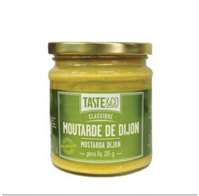 Mostarda Dijon Taste&co - 185 g