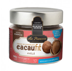 Creme de Chocolate com Avelã (Nutella Fit)  La Pianezza 160g