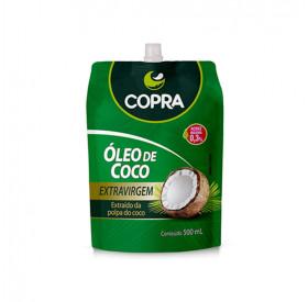 Óleo De Coco Extra-Virgem Stand Pouch 500ml