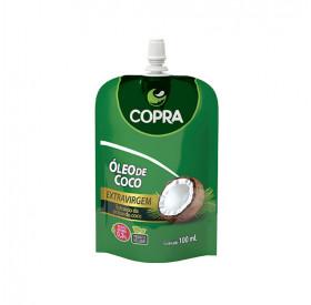 Óleo De Coco Extra-Virgem Stand Pouch 100ml - COPRA
