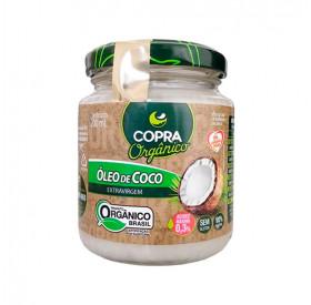Óleo De Coco Orgânico 200 ml